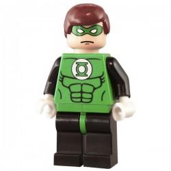 Lego Minifig CUSTOM BRICKS Green Lantern Hal Jordan (La Petite Brique)