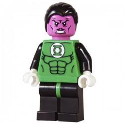 Lego Minifig Custom Bricks Sinestro (La Petite Brique)