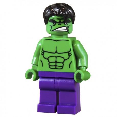 Lego Minifig CUSTOM BRICKS Hulk Vert (La Petite Brique)