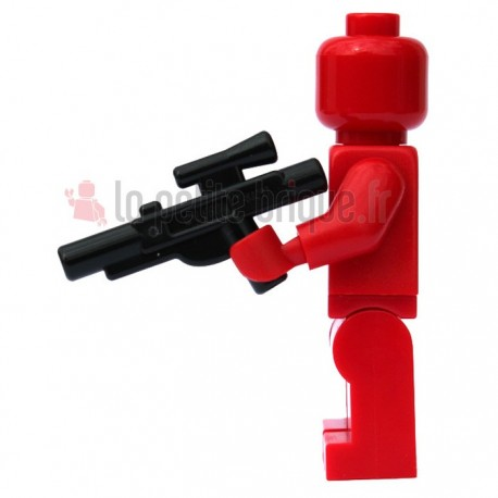 Minifig, Weapon Gun, Blaster Short (SW)