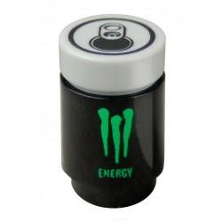 """Lego Minifig Accessoires """"custom BRICKS"""" Canette de Soda, Creature Energy Drink (Vert) (La Petite Brique)"""