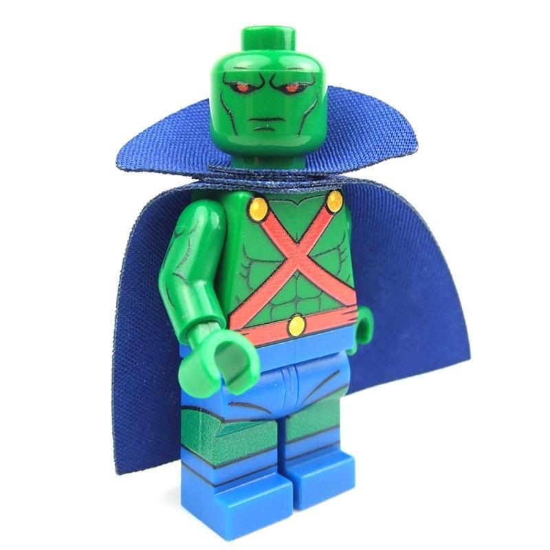 Lego eclipsegrafx custom minifig mr martian classic for Graf custom homes