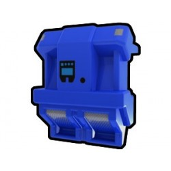 Lego Minifig Custom AREALIGHT Blue Omega Jetpack (La Petite Brique) Star Wars