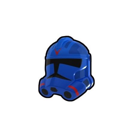 Lego Custom Minifig AREALIGHT Blue 501st Jet Trooper Helmet (La Petite Brique) Star Wars