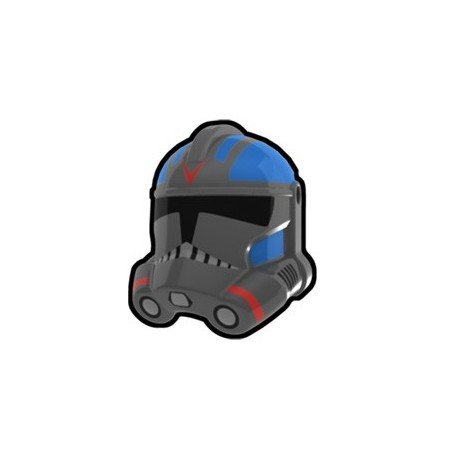 Dark Gray 501st Jet Trooper Helmet