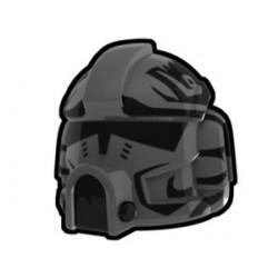Dark Gray Clone Pilot Warthog Helmet