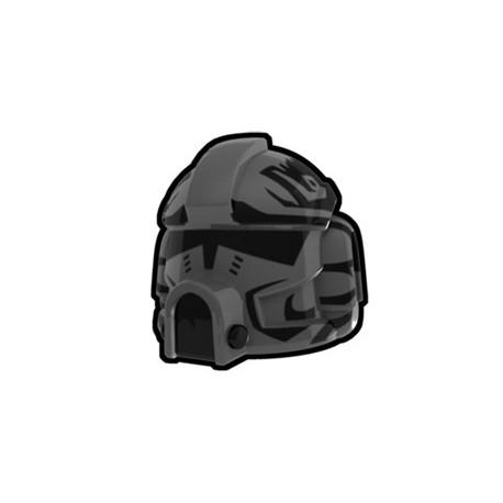 Lego Custom Minifig AREALIGHT Dark Gray Clone Pilot Warthog Helmet (La Petite Brique) Star Wars