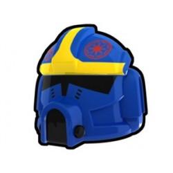 Blue Clone Pilot Odd Ball Helmet