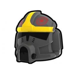Dark Gray Clone Pilot Odd Ball Helmet