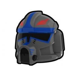 Dark Gray Clone Pilot Hawk Helmet