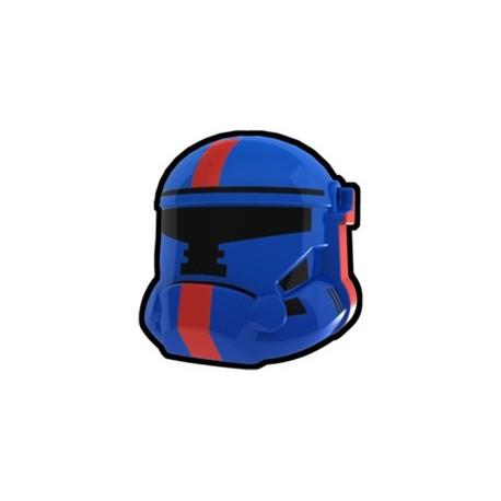 Blue Havoc Trooper of Old Repulic Combat Helmet