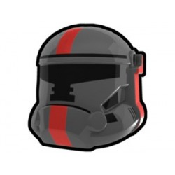 Dark Gray Havoc Trooper of Old Repulic Combat Helmet