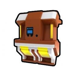 Lego Custom Minifig AREALIGHT Dark Orange SCRH Jetpack (La Petite Brique)