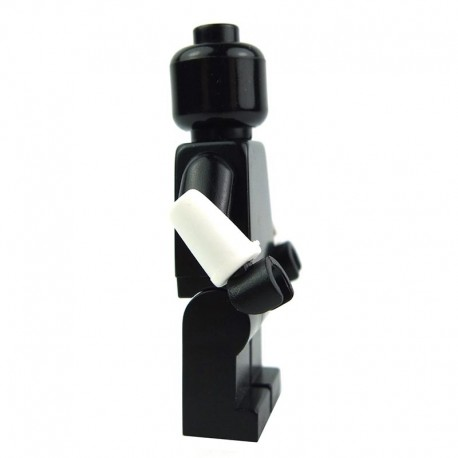 BRICKFORGE Vambraces (Blanc) Accessoires Minifig Lego Custom (La Petite Brique)