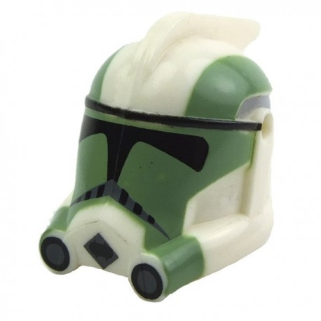 Lego Custom Minifig CLONE ARMY CUSTOMS Casque Arc Buzz (La Petite Brique) Star Wars
