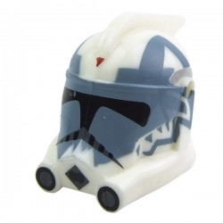 Lego Custom Minifig CLONE ARMY CUSTOMS Casque Arc Wolffe (La Petite Brique) Star Wars