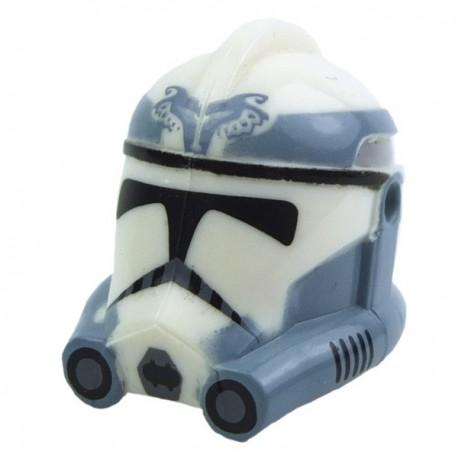 Lego Accessoires Minifig CLONE ARMY CUSTOMS Casque Clone Phase 2 Sinker (La Petite Brique) Star Wars