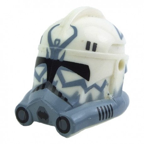 Lego Accessoires Minifig CLONE ARMY CUSTOMS Casque Clone Phase 2 Comet (La Petite Brique) Star Wars