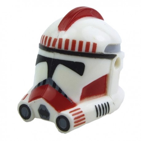 Lego Accessoires Minifig CLONE ARMY CUSTOMS Casque Clone Phase 2 Shock (La Petite Brique) Star Wars