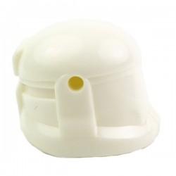Lego Accessoires Minifig CLONE ARMY CUSTOMS Commando Helmet (blanc) (La Petite Brique) Star Wars