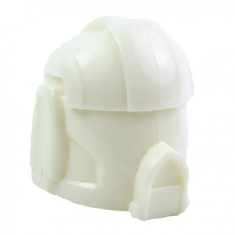 Lego Accessoires Minifig CLONE ARMY CUSTOMS Pilot Helmet (blanc) (La Petite Brique) Star Wars