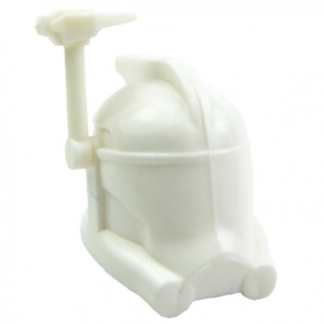 Lego Accessoires Minifig CLONE ARMY CUSTOMS ARC Antenna (blanc) (La Petite Brique) Star Wars