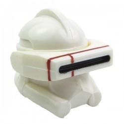 Lego Custom Minifig CLONE ARMY CUSTOMS P2 Macrobinoculars (impression Dark Red) (La Petite Brique)