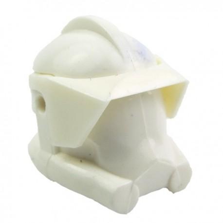Lego Custom Minifig CLONE ARMY CUSTOMS P2 Sun Visor (blanc) (La Petite Brique)