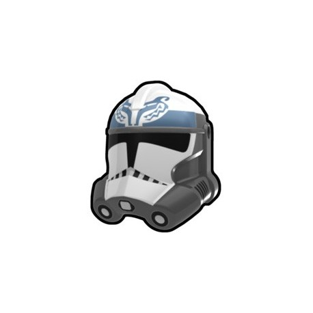 Dark Gray Sinker Trooper Helmet