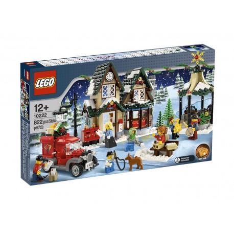 Lego 10222 - la poste du village d'hiver (La Petite Brique)