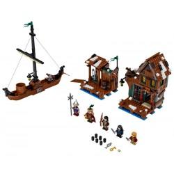Lego THE HOBBIT 79013 - La poursuite de Lacville (La Petite Brique)