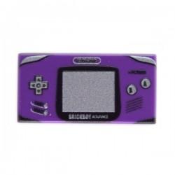 Game Boy Advance Purple (Tile 1x2)
