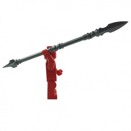 Lego Accessoires Minifig Custom BRICK WARRIORS Lance Sarissa (steel) La Petite Brique