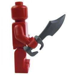 Lego Accessoires Minifig Custom BRICK WARRIORS Epée Spartiate (steel) La Petite Brique