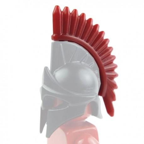 Spartan Plume (Dark Red)