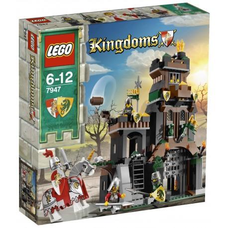 7947 - La prison de la tour
