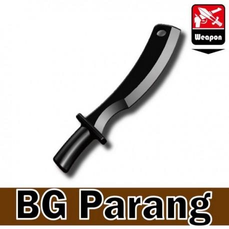 BG Parang (black)