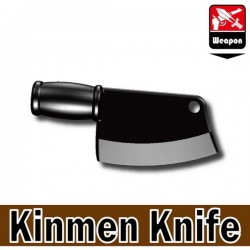 Kinmen Knife (black)