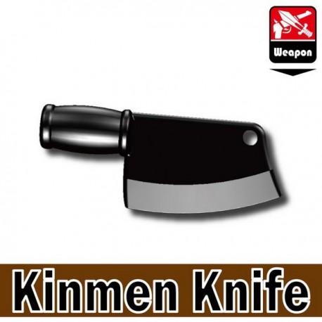 Lego Custom Si-Dan Toys Kinmen Knife (noir) (La Petite Brique)