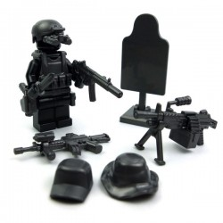 Navy Seals Pack (12 parts) (Iron Black)
