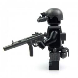 Navy Seals Pack (12 parts) (Iron Black)