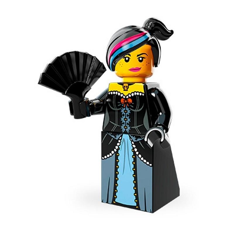 Lego Minifig Series The Lego Movie 71004 Wild West Wyldstyle La Petite Brique