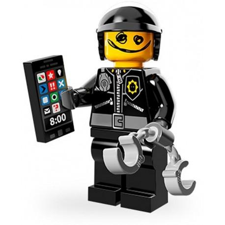 Lego Minifig Serie 12 71004 - THE LEGO MOVIE Mauvais policier Gribouille (La Petite Brique)