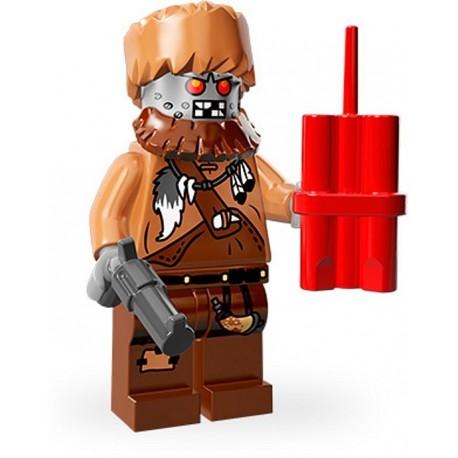 Lego Minifig Serie 12 71004 - THE LEGO MOVIE Wiley Fusebot (La Petite Brique)