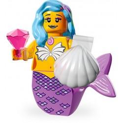 Lego Minifig Serie 12 71004 - THE LEGO MOVIE Marsha la Reine des Sirènes (La Petite Brique)