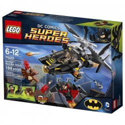 76011 - Batman: Man-Bat Attack
