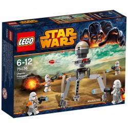 Lego STAR WARS 75036 - Utapau Troopers (La Petite Brique)