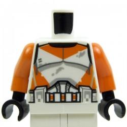 Lego Accessoires Minifig Torse Star Wars 212th Battalion Trooper (La Petite Brique)