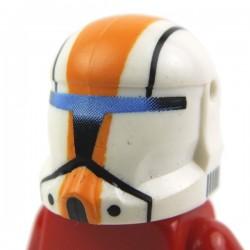Lego CLONE ARMY CUSTOMS Minifig Accessoires STAR WARS Commando Boss Helmet (La Petite Brique)