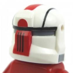 Lego CLONE ARMY CUSTOMS Minifig Accessoires STAR WARS Commando Darman Helmet (La Petite Brique)